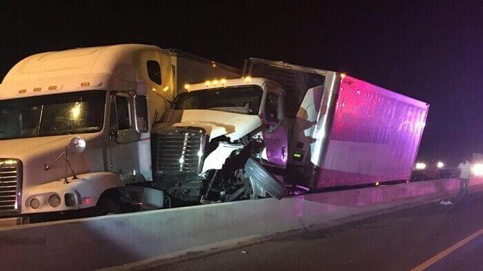 Semi-Truck Accident
