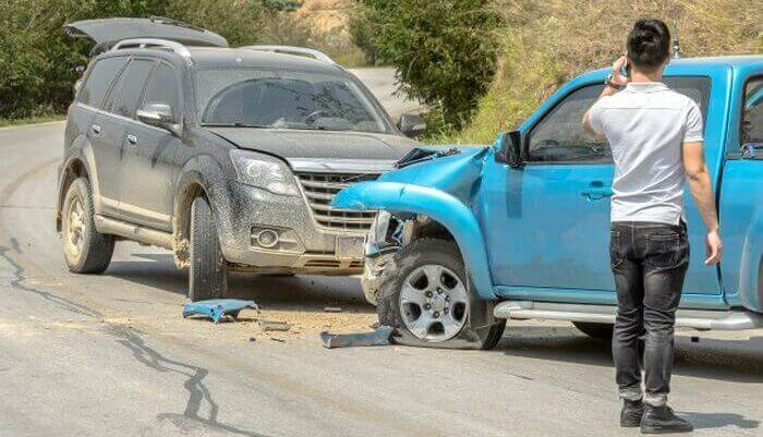 mistakes after car accidents