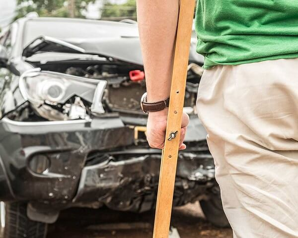 Claiming injury after a car accident