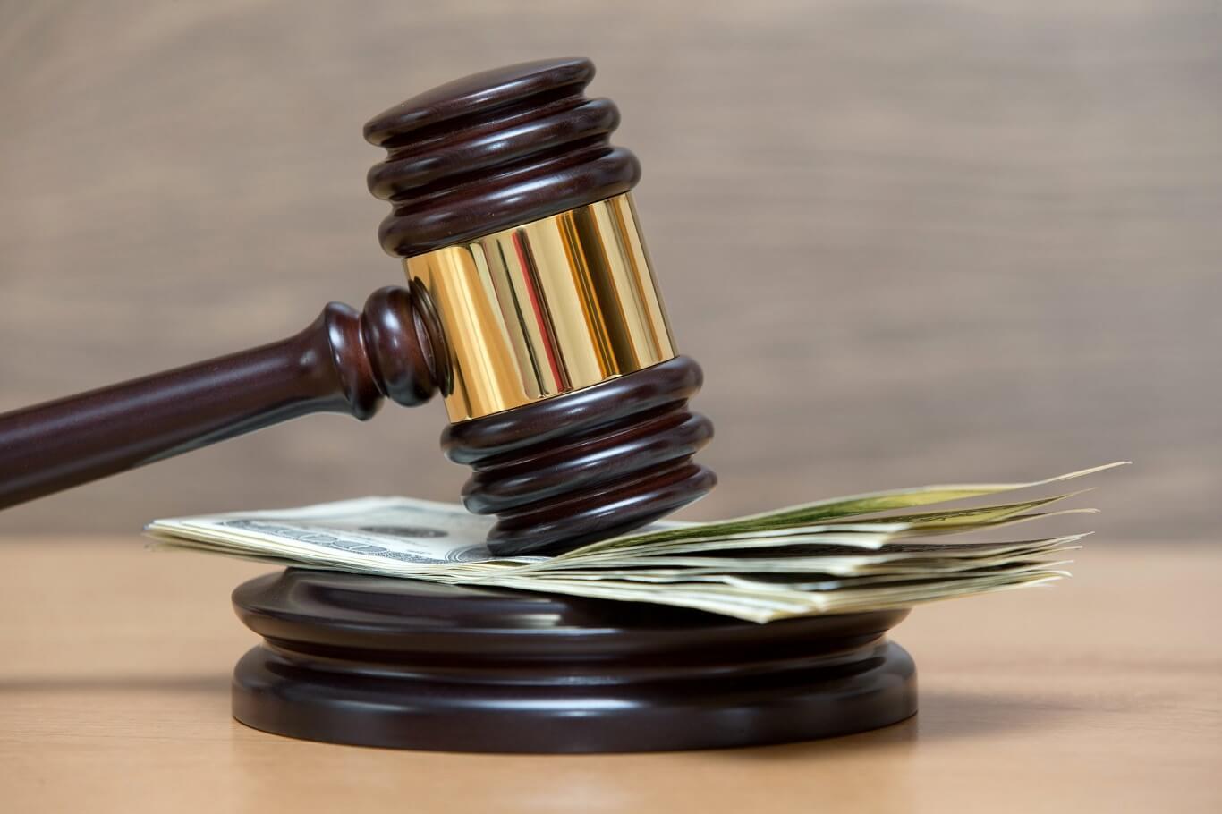 average personal injury settlement amounts