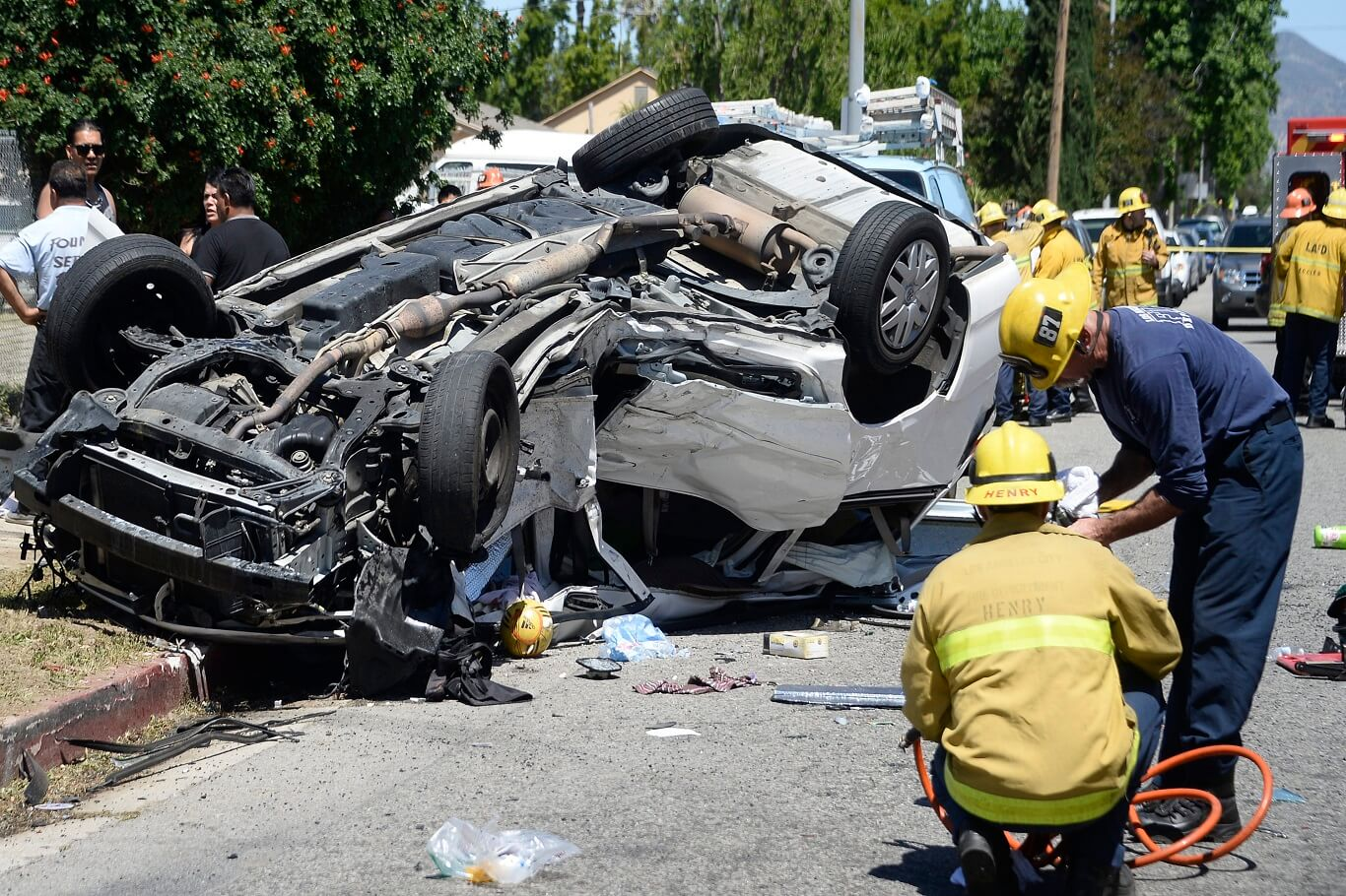 should i get an attorney after a car accident