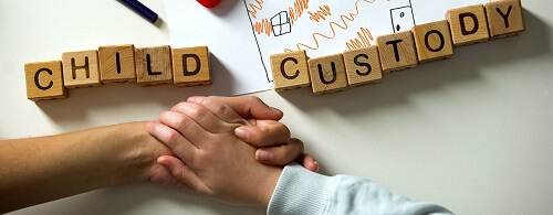 child custody and its type
