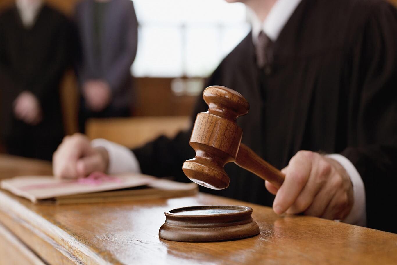 8 steps in a criminal case