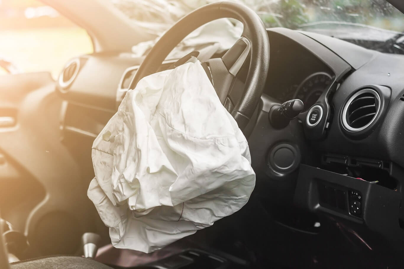 average personal injury settlement car accident
