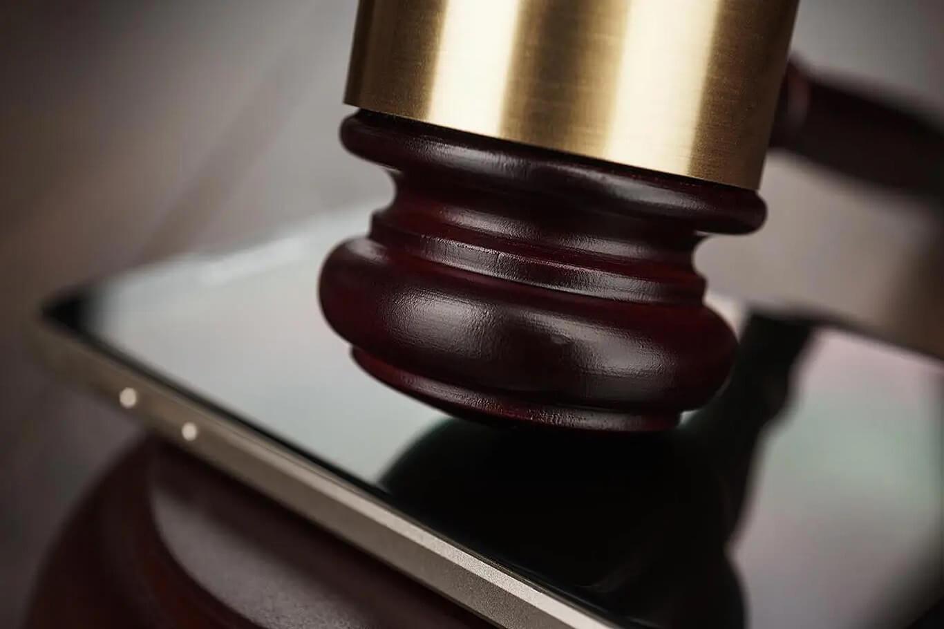 apple lawsuit.
