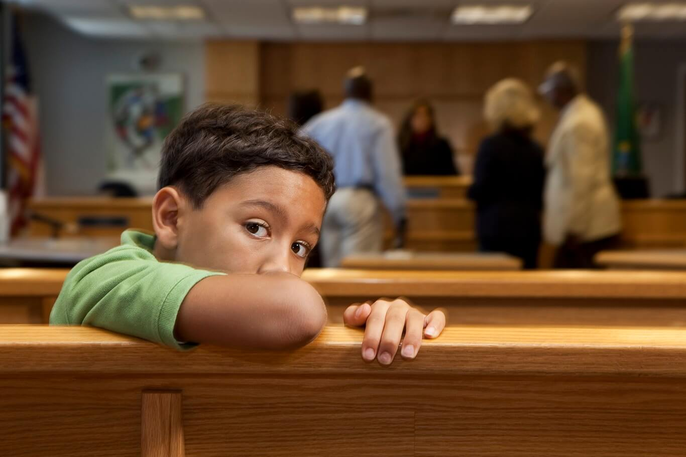 how to get a free lawyer for child custody