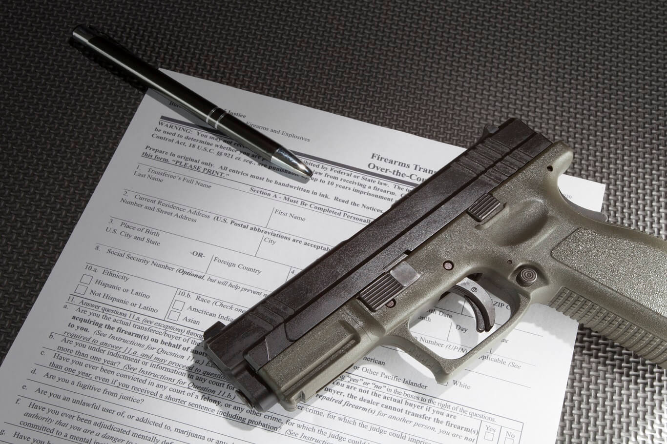 free criminal background check