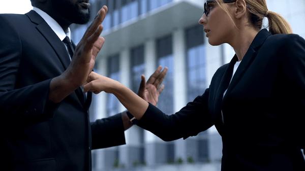 Discrimination among employees