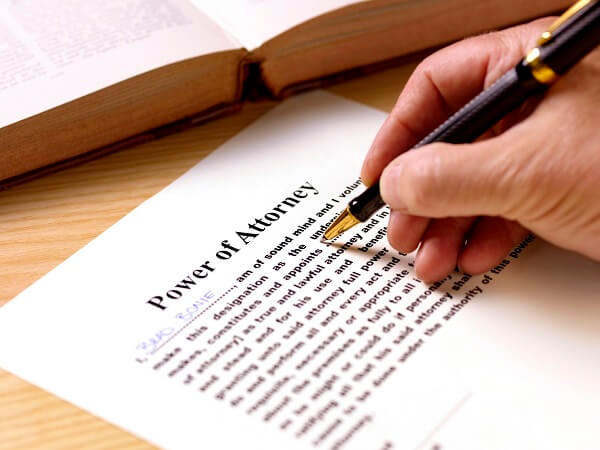 How to protect your power of attorney
