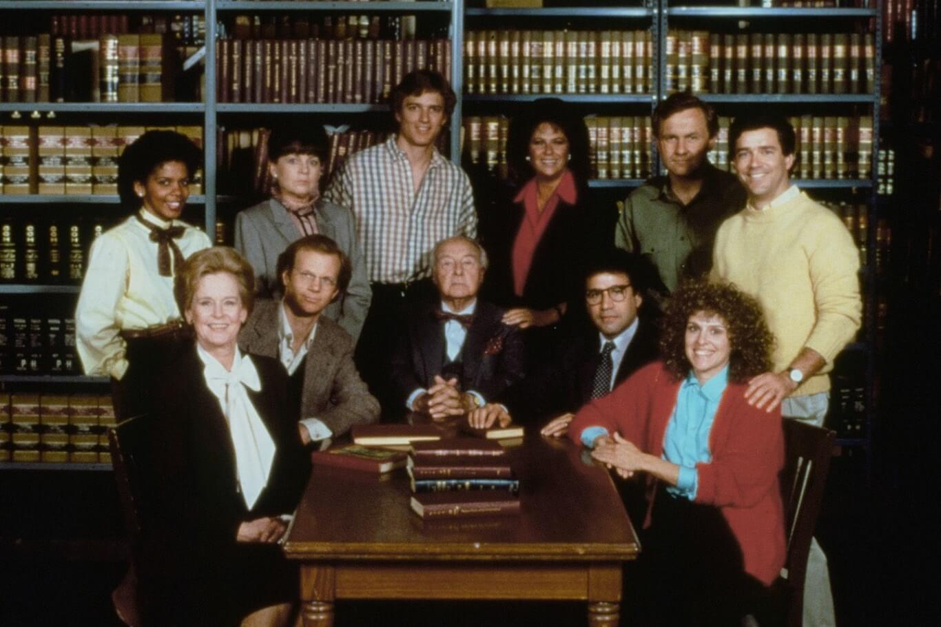 Paper Chase TV Series