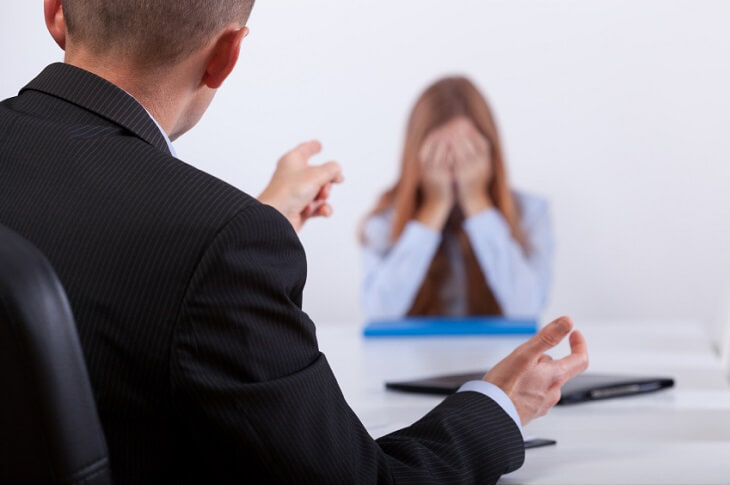 Stuttering people face employment discrimination