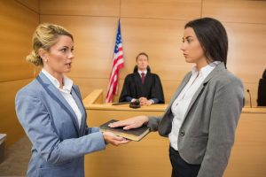 What is a deposition