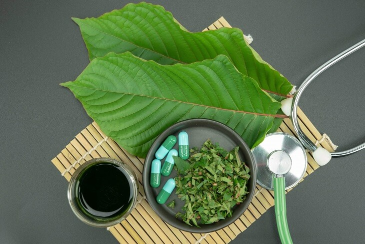 kratom and law