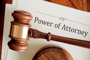 power of attorney rules and regulations