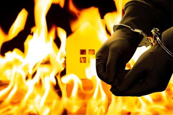 punishment for arson