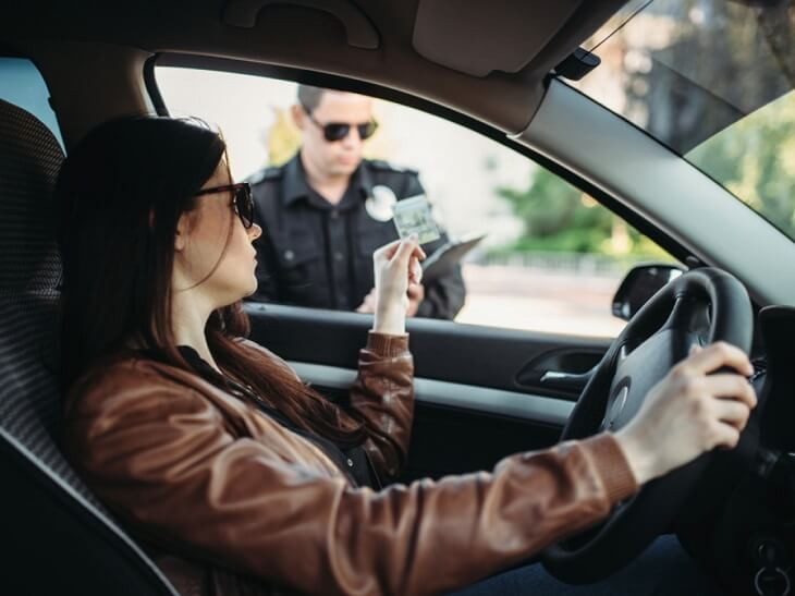 reckless driving ticket affect your license
