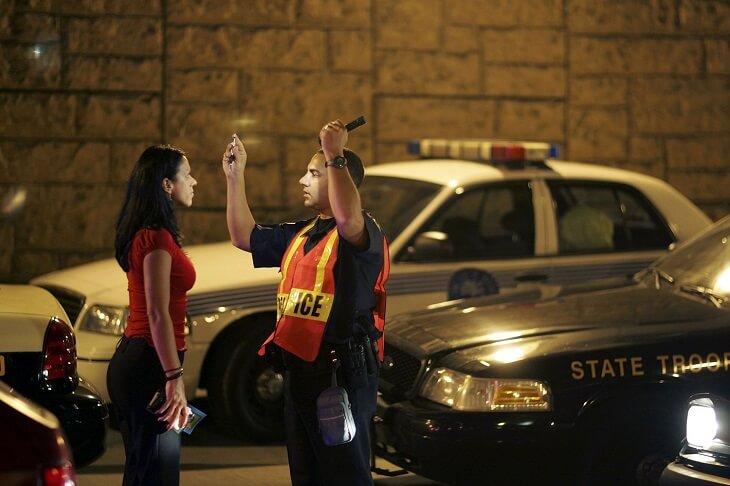 Drunk Driver punishment