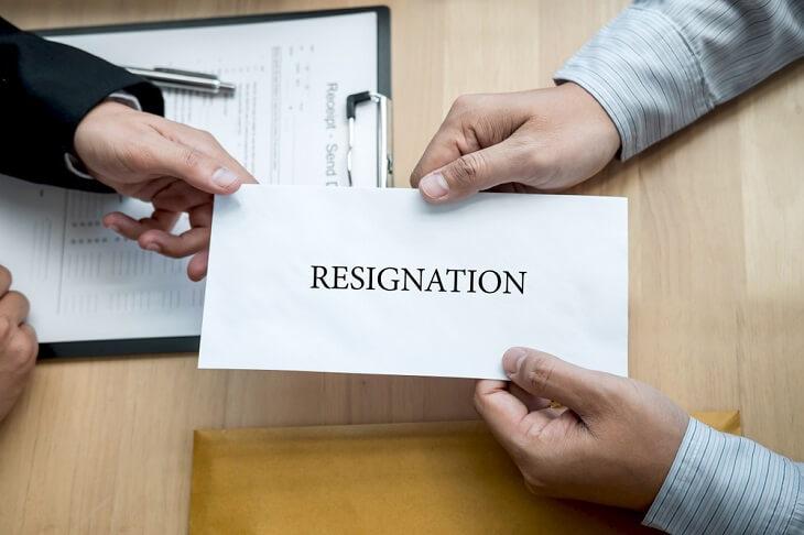 Employee-resignation