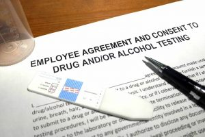 Is a drug test part of a background check