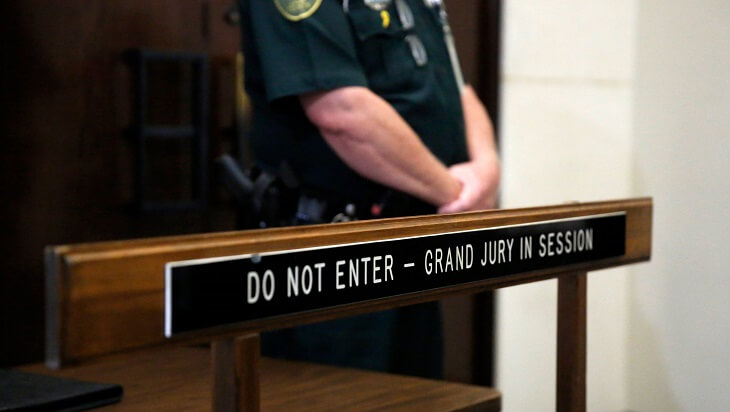 The role of the grand jury
