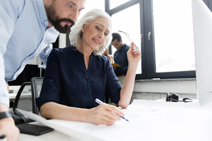 What are the benefits that can be provided to the older workers
