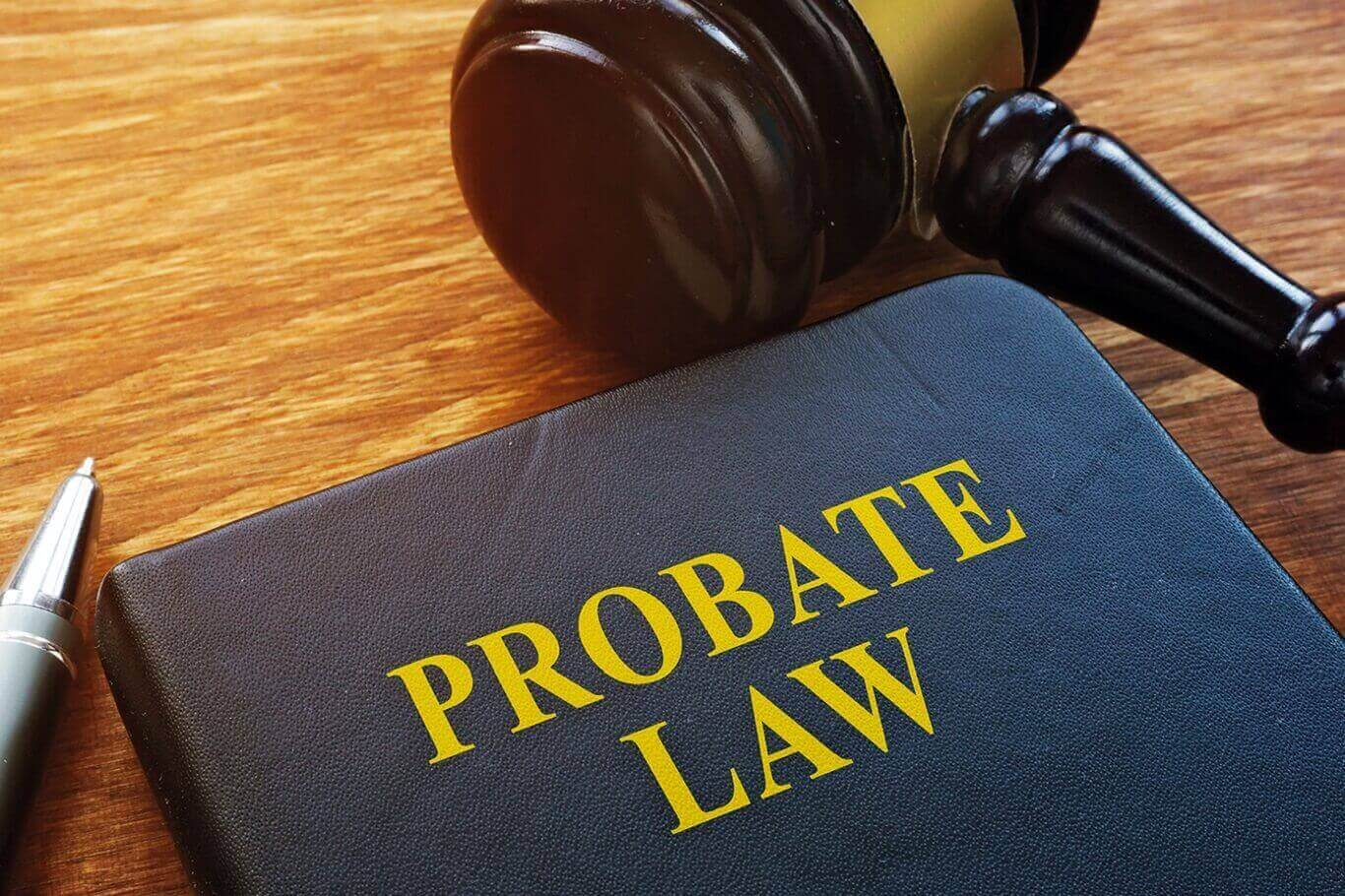 What types of assets are subject to probate.