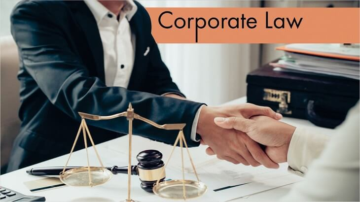 corporate law different from other branches of law