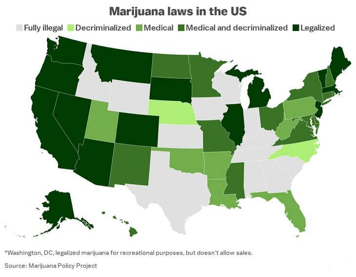 marijuana_legalization_laws_map usa