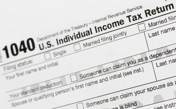 tax form usa