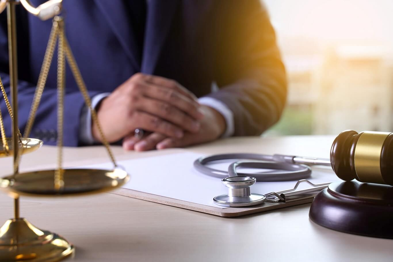 legal issue in healthcare
