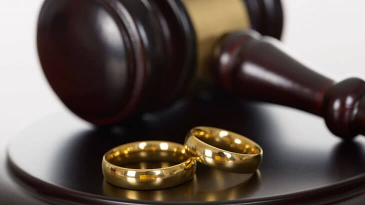 How do you file for dissolution of marriage
