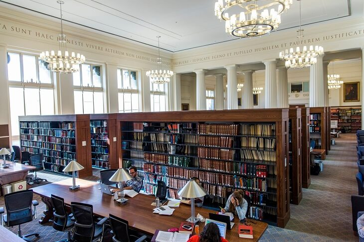 List of Liberal Law Schools