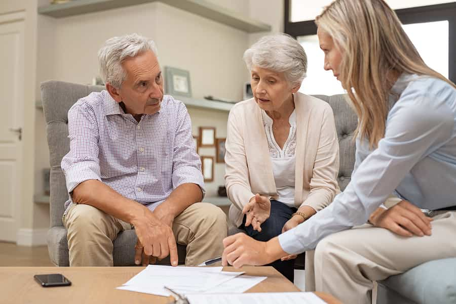 power of attorney away from someone