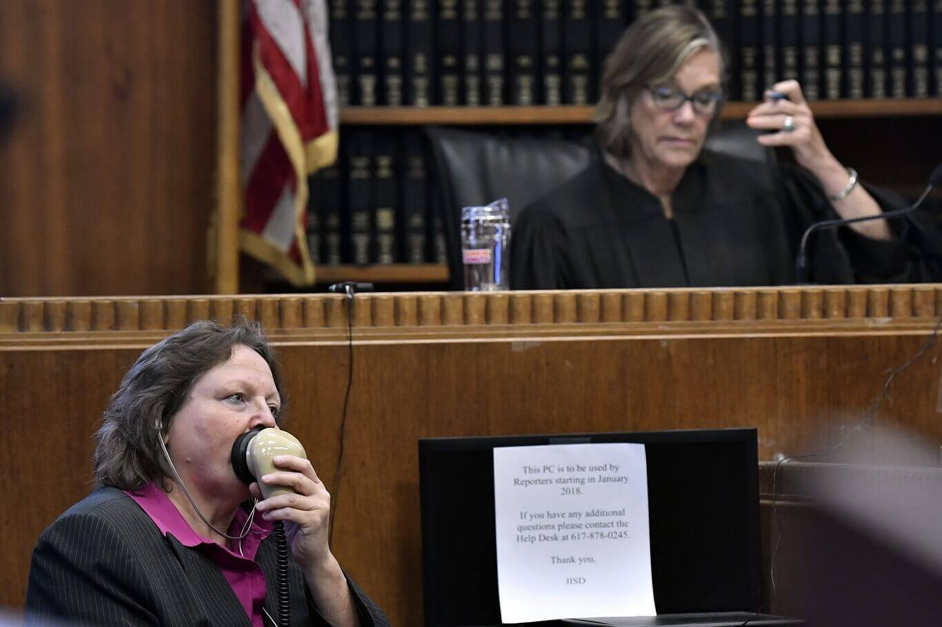 will court reporters become obsolete