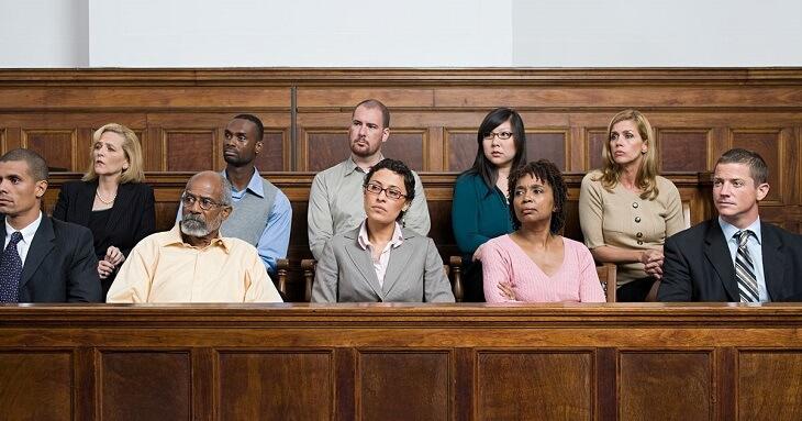 Jury selection process