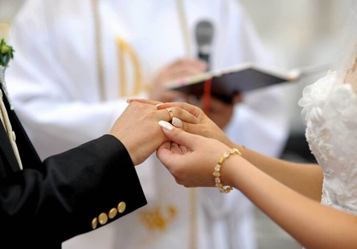 Legal requirements marriage in the US for Foreigners