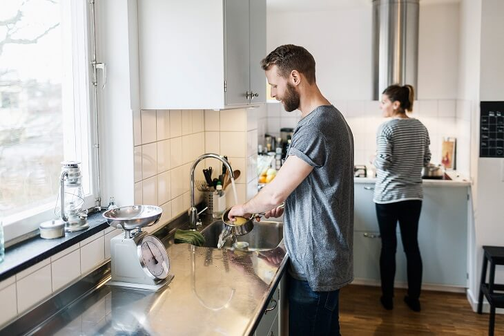 What is a domestic partner Benefits of being in a domestic relationship