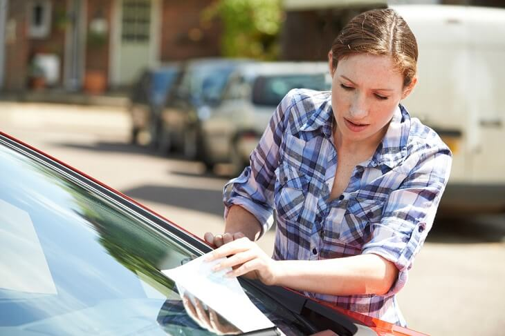 What to do on getting a Traffic Ticket