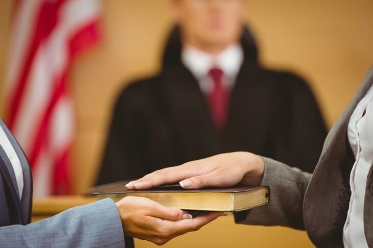 oath for jury duty