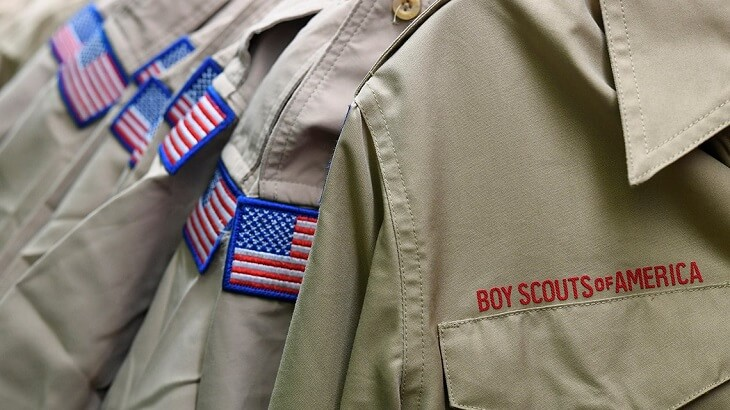 Boy Scouts of America defends itself by denying any influence