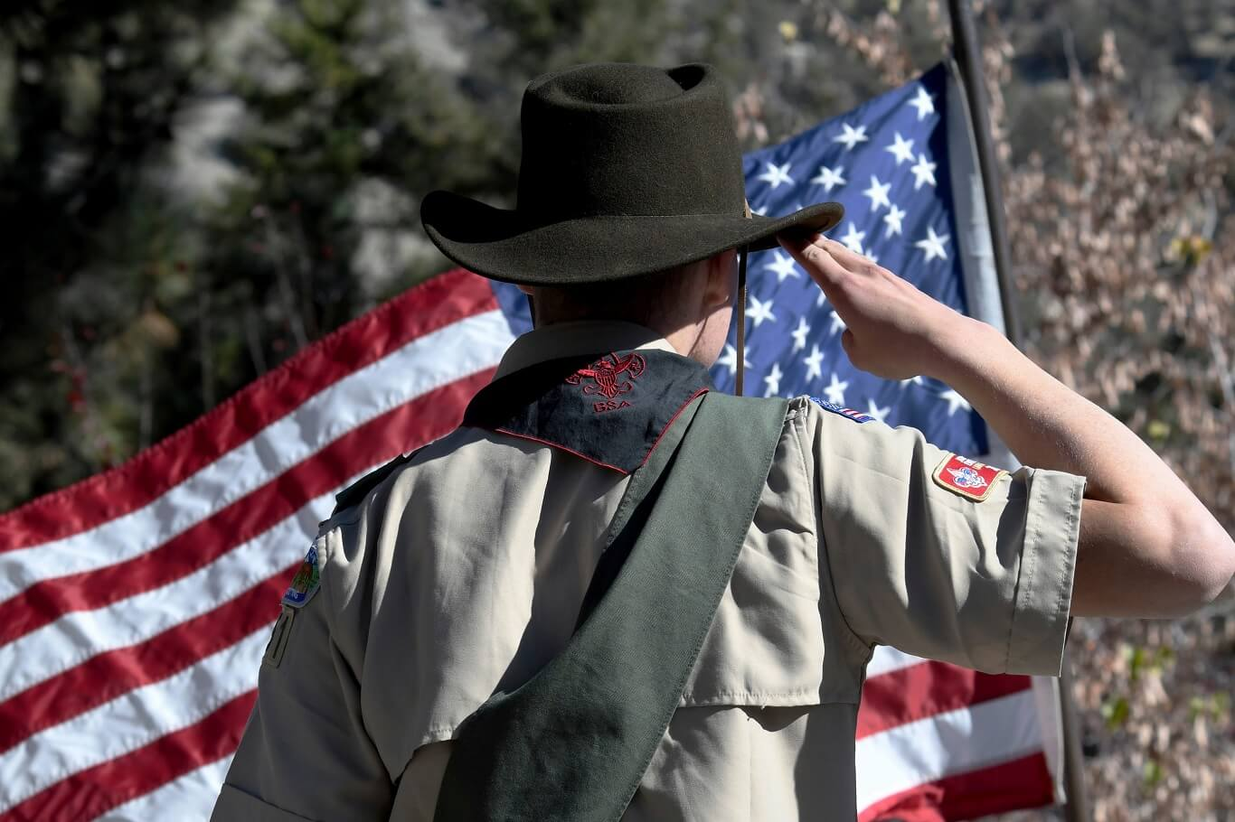 Boy Scouts of America defends itself