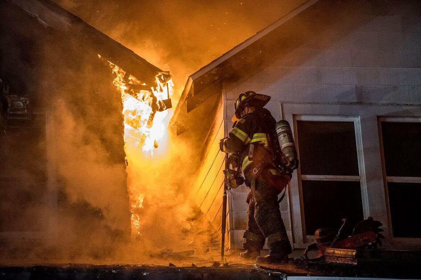 Fire incident in Steelton Dauphin