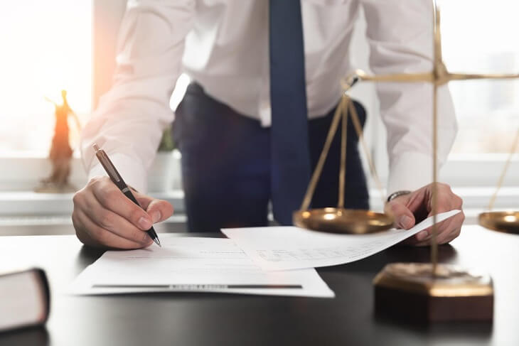Highest paying law fields