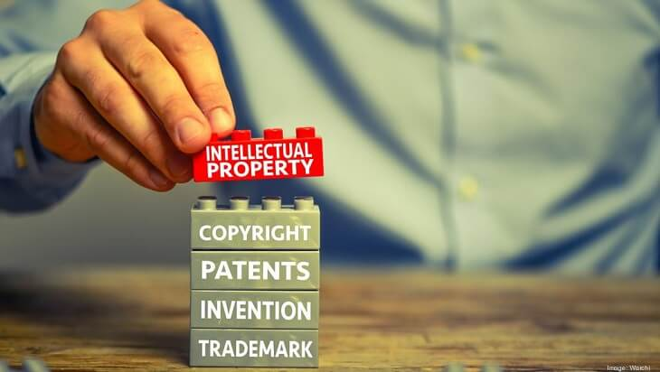 Register for Trademark, Copyrights, and Patent