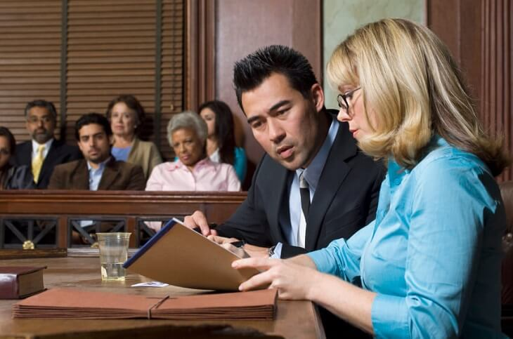 Requirements to have a pro bono lawyer