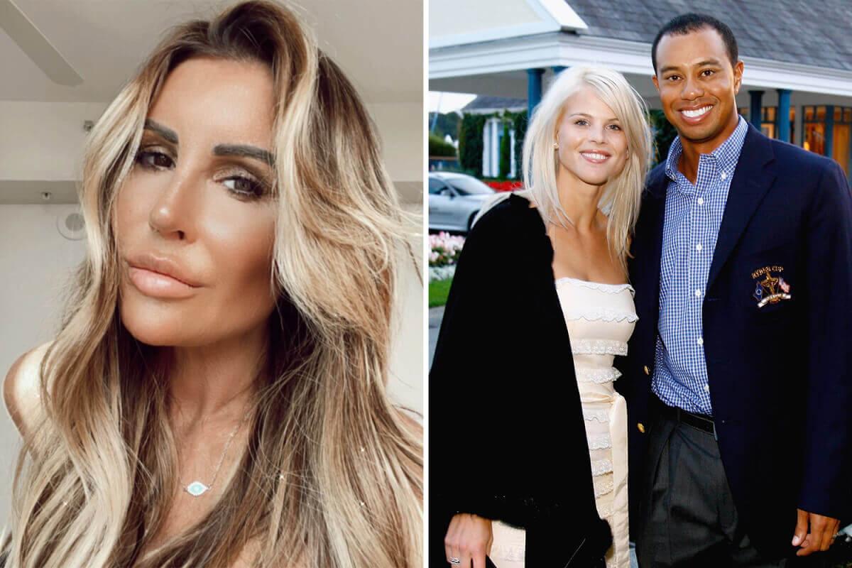 Tiger Woods sues ex-mistress Rachel Uchitel