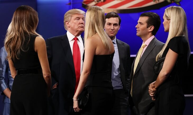 Trump Pardons Ken Kurson