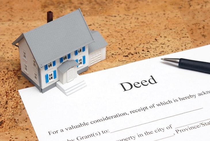 Trustee's deeds