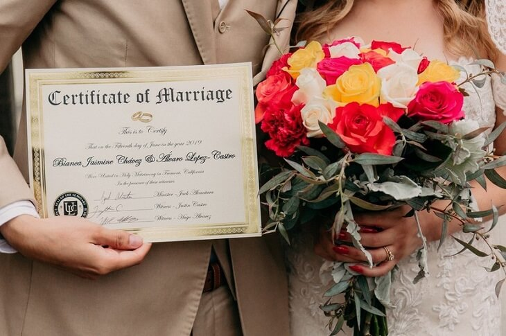 What do you need to do if you want to change your last name