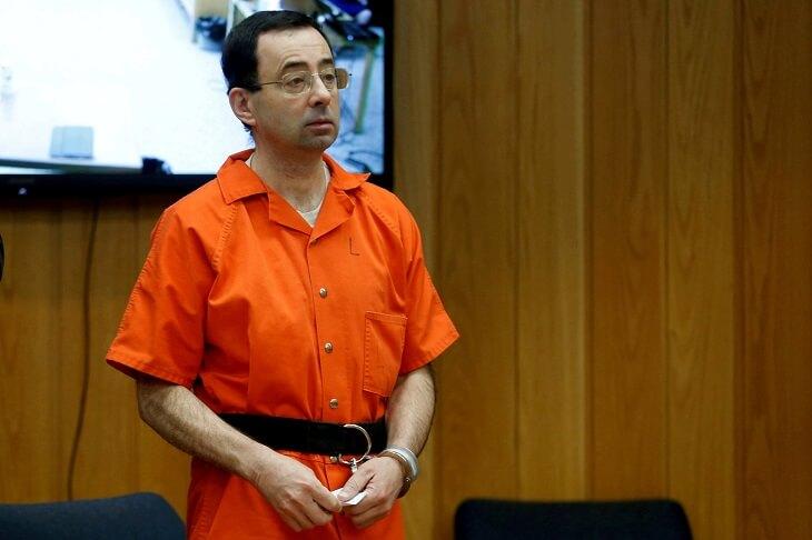 Larry Nassar was proven guilty